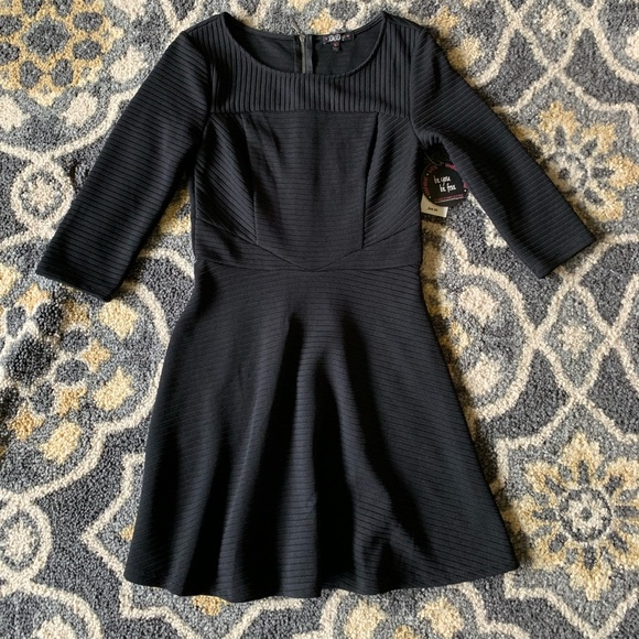 BeBop Dresses & Skirts - NWT Black Skater Dress